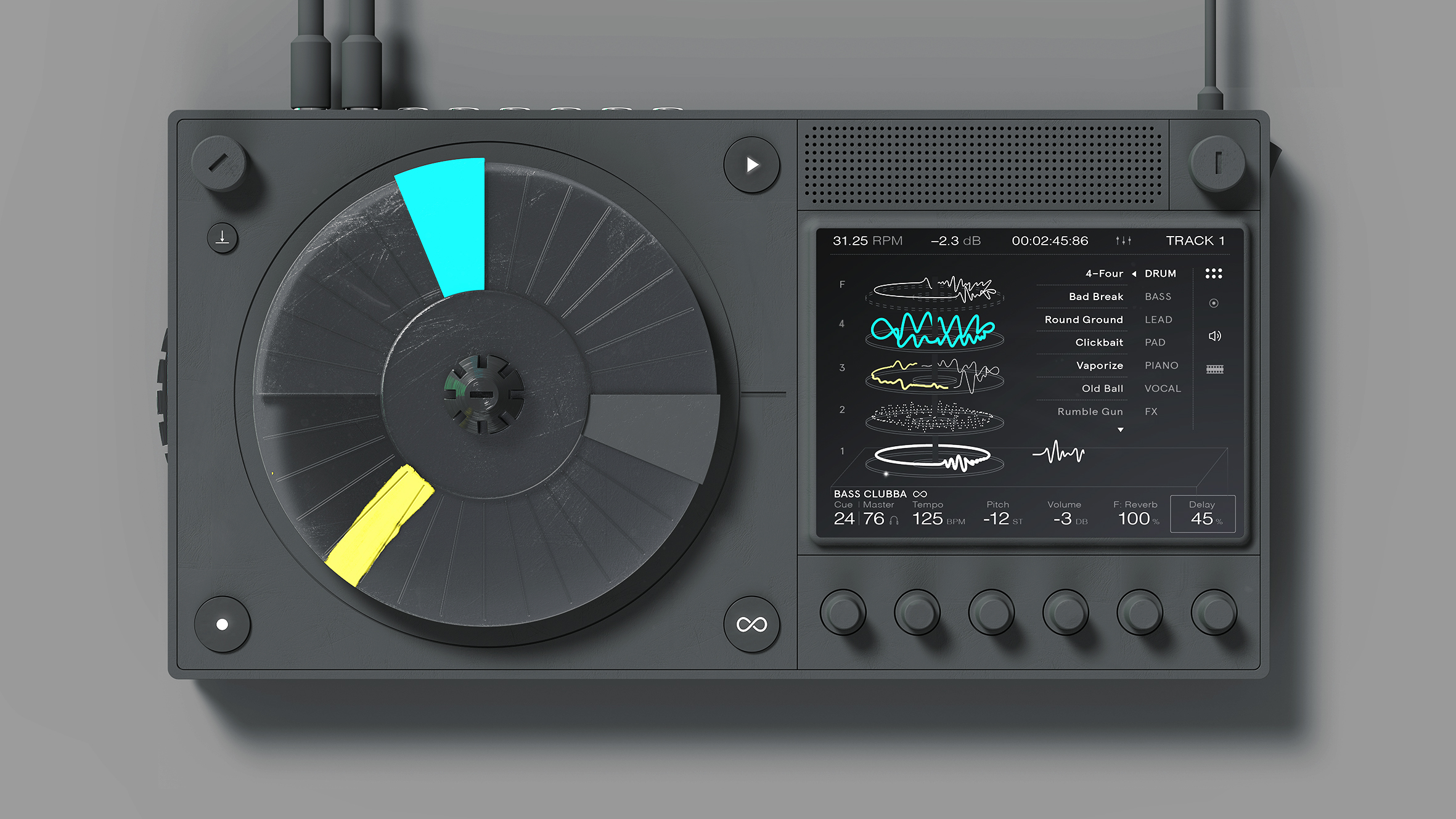 Interface of Sound