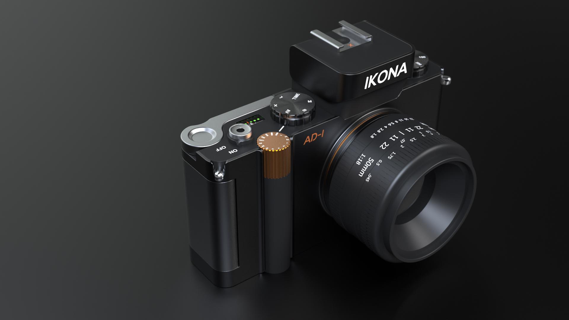 IKONA Hybridkamera