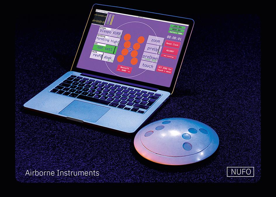 NTMI – NonTrivial Music Instrument a.k.a NUFO