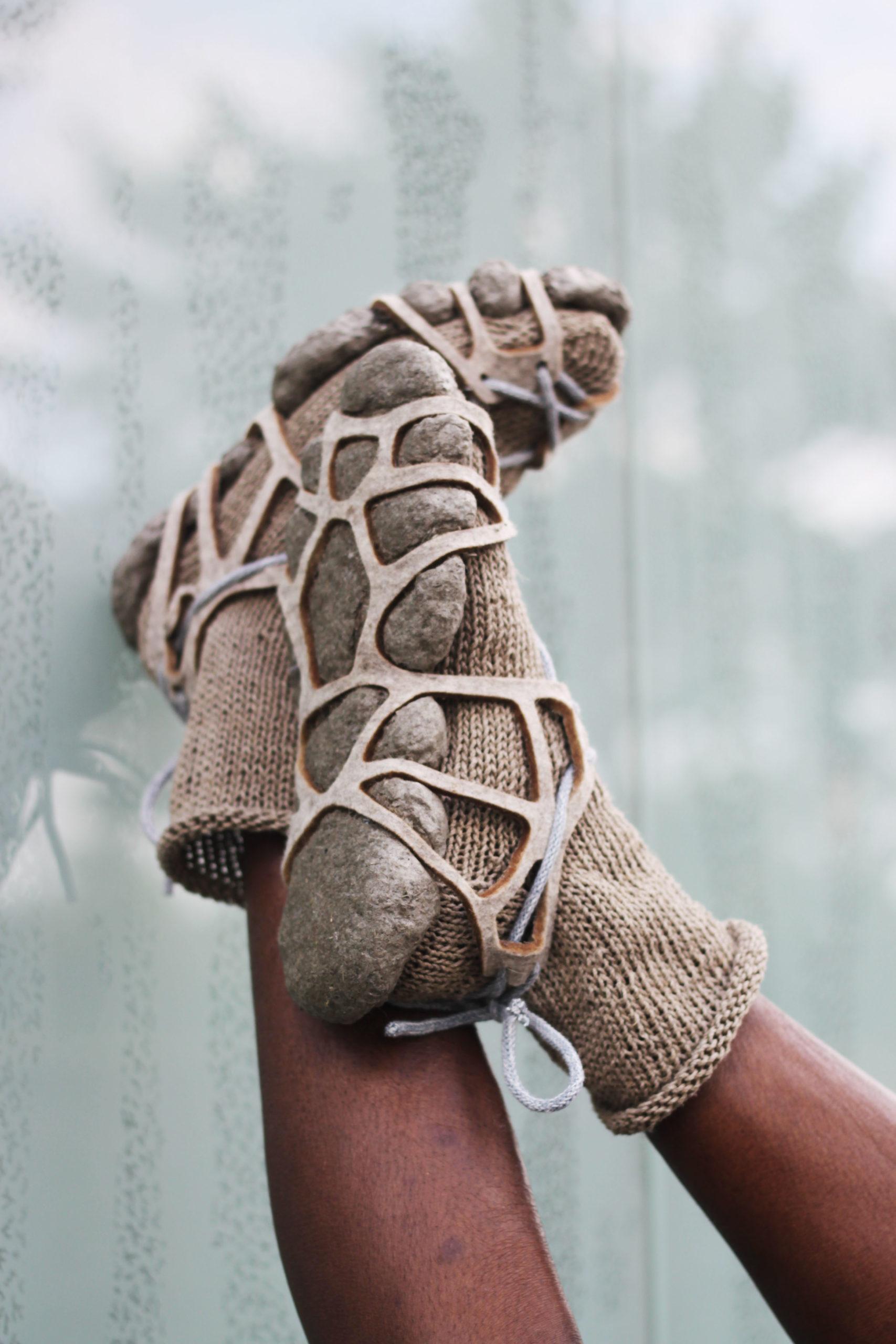 Schuh mit Ablaufdatum