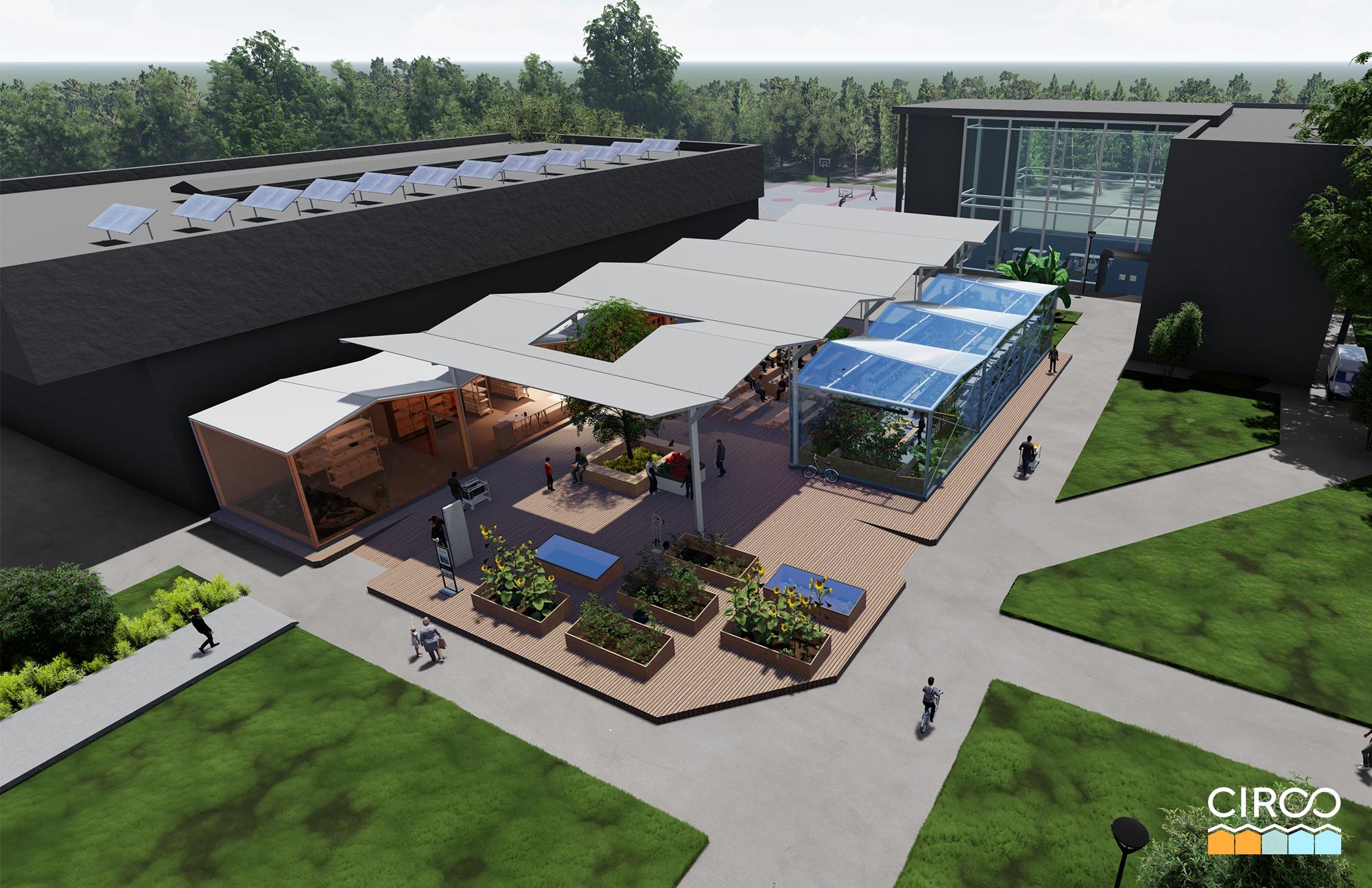 CIRCO – Der Schulgarten für regenerative Landwirtschaft