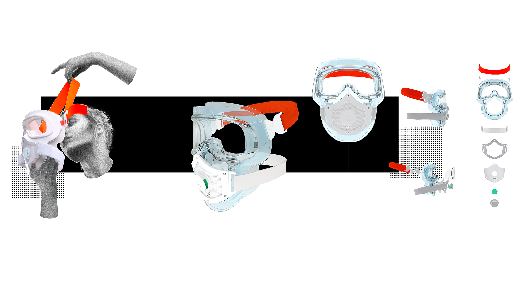 Persönliche Schutzausrüstung optimiert / Personal protective equipment optimized