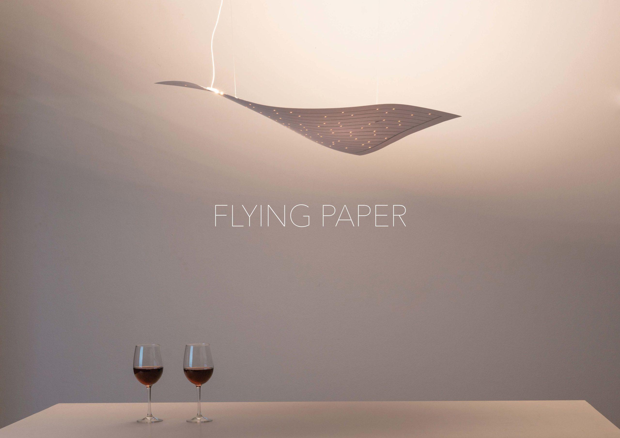 Papier und Licht